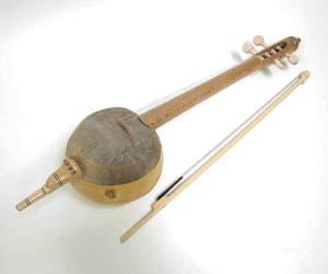 Bahan alat musik rebab
