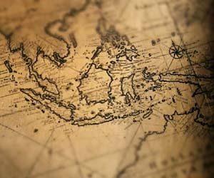 Peta penyebaran agama islam