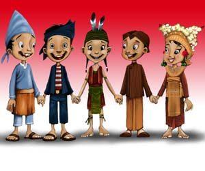 Suku pedalaman indonesia