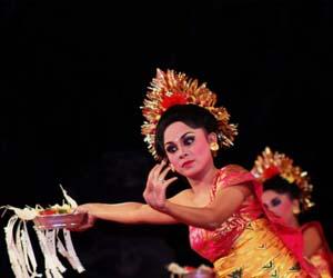 Tarian indonesia populer